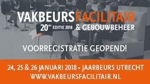 Vakbeurs Facilitair & Gebouwbeheer 2018