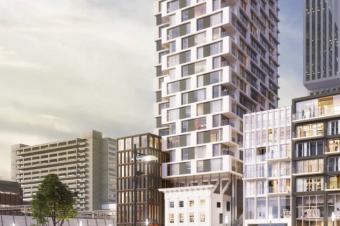 Nieuw project Westflank Utrecht